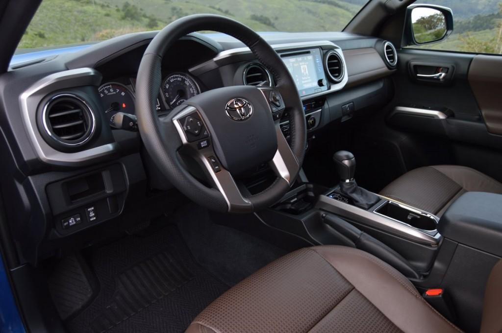 2016 Toyota Tacoma Limited 4x4 Double Cab