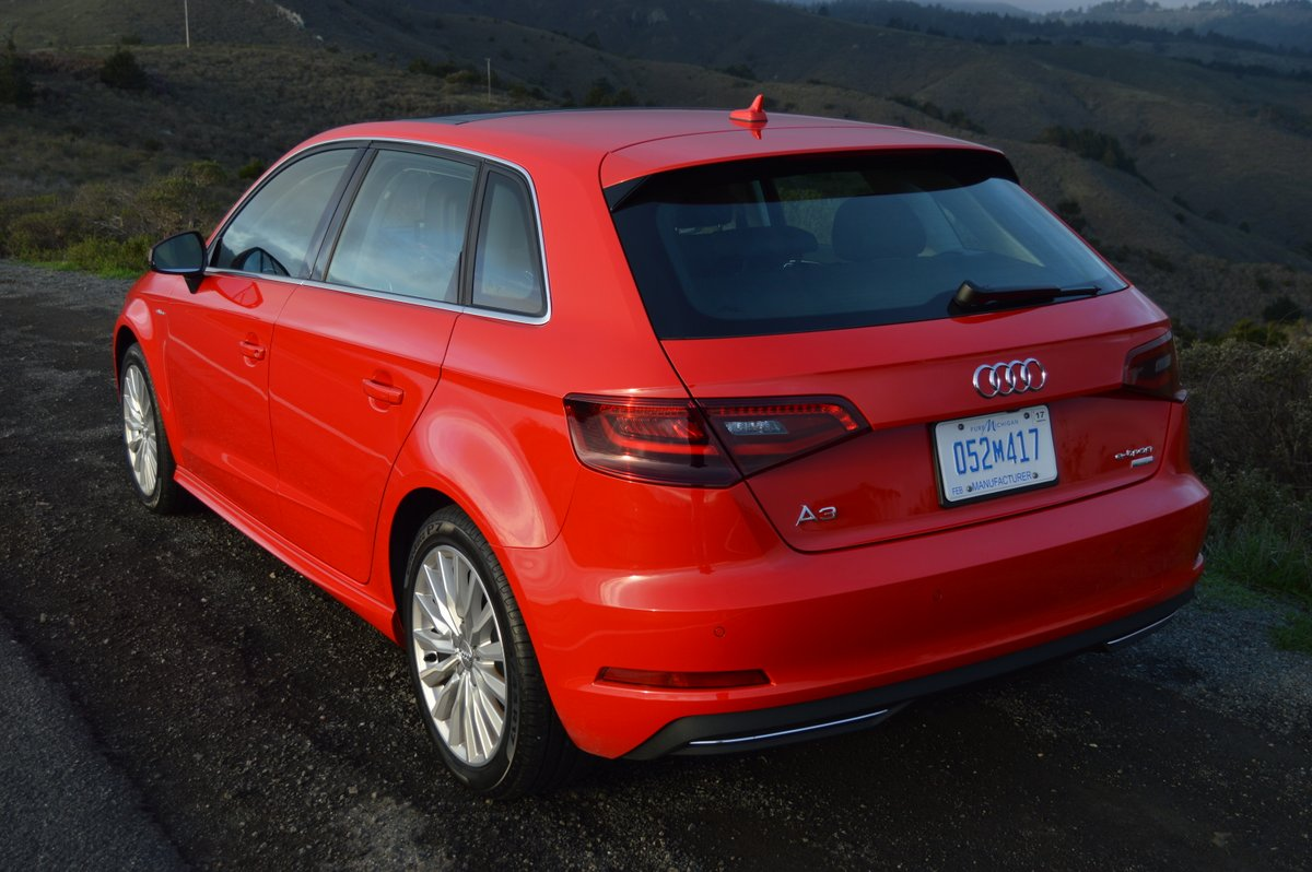 2016 audi a3 sportback e tron 1 4t fwd s tronic review car reviews and news at. Black Bedroom Furniture Sets. Home Design Ideas
