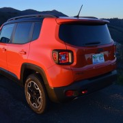 2016 Jeep Renegade Trailhawak 4 x 4