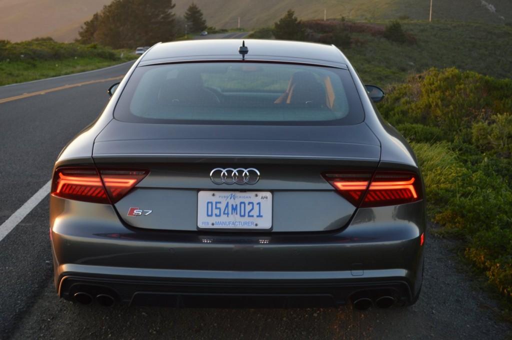 2016 Audi S7 4.0T