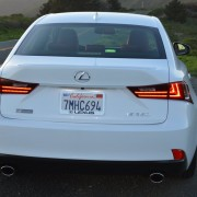 2016 Lexus IS350 4-DR Sedan