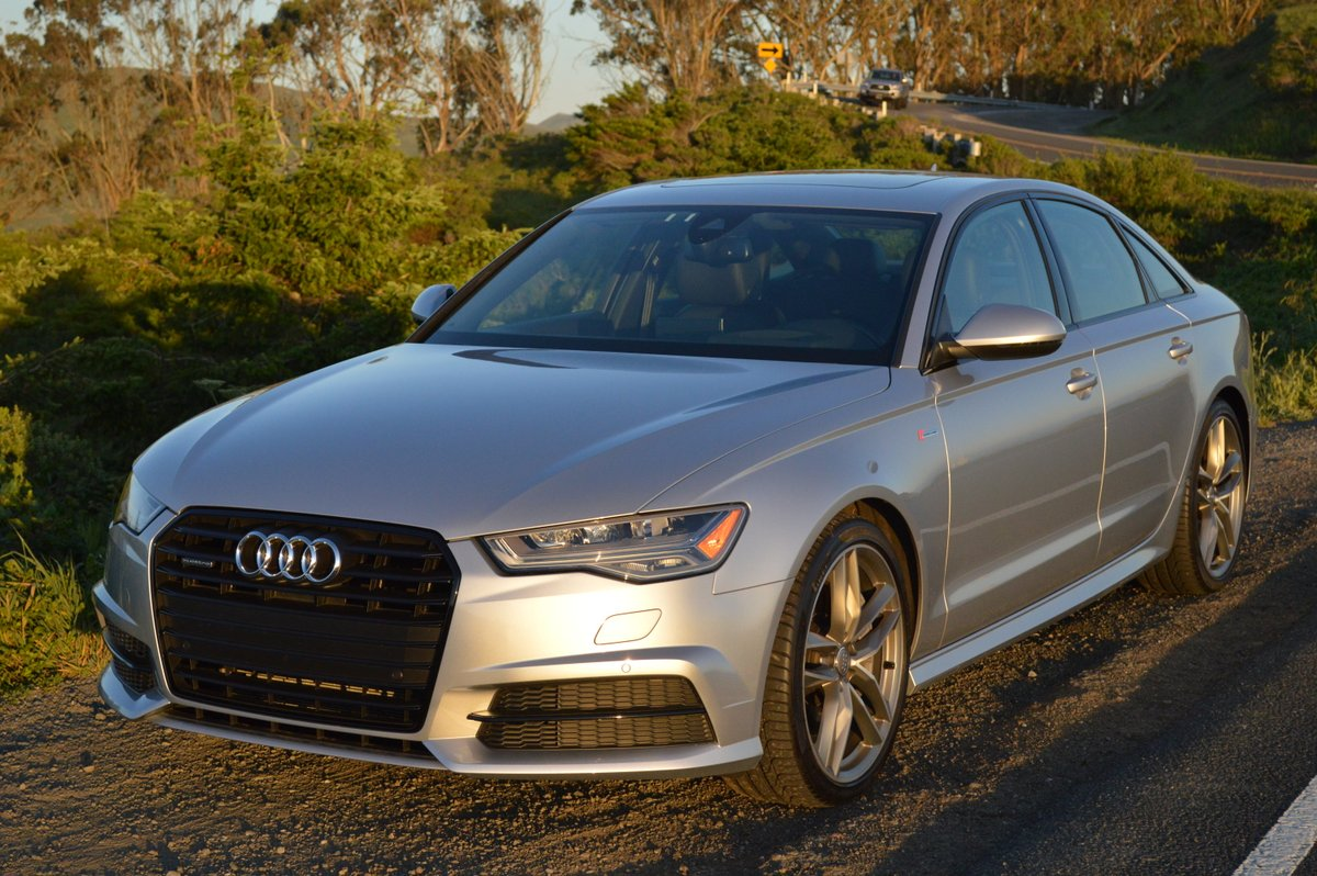 video exterior with review audi