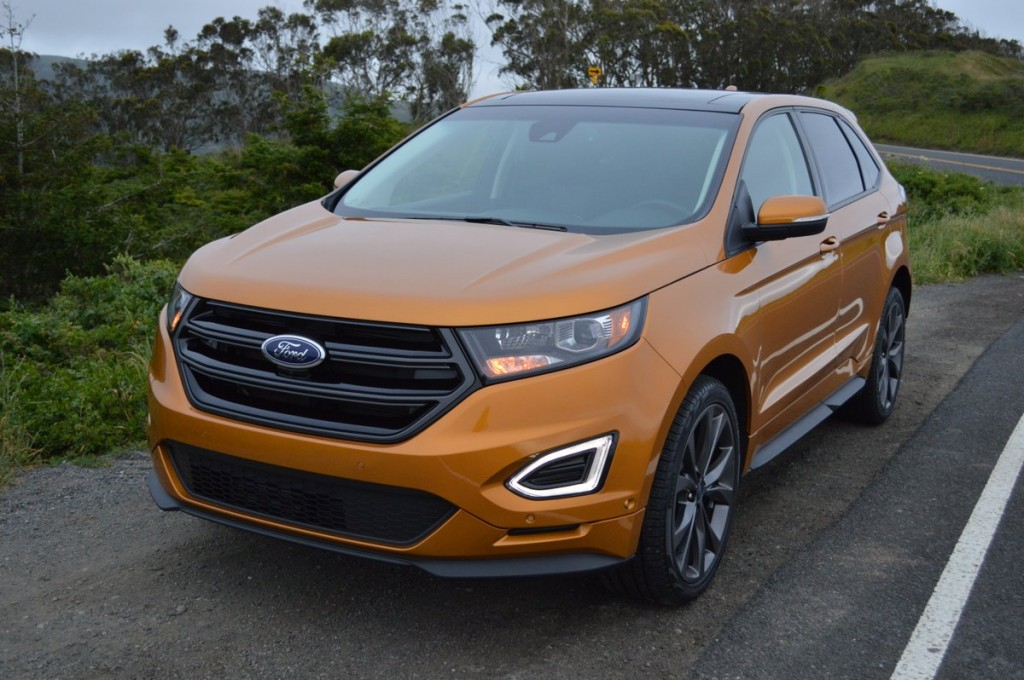 2016 ford edge sport awd car reviews and news at. Black Bedroom Furniture Sets. Home Design Ideas