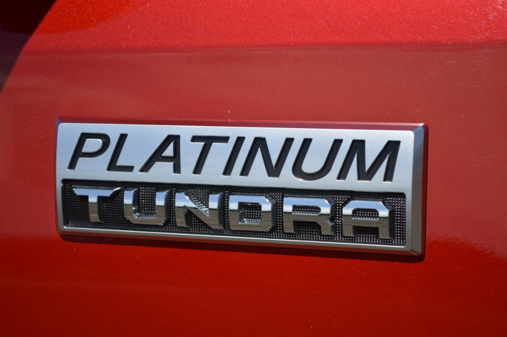 2016 Toyota Tundra 4X4 Platinum Crewmax