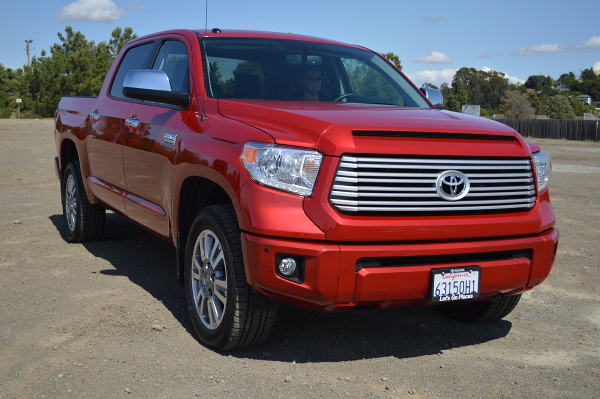 2016 toyota tundra 4x4 platinum crewmax review car reviews and news at. Black Bedroom Furniture Sets. Home Design Ideas