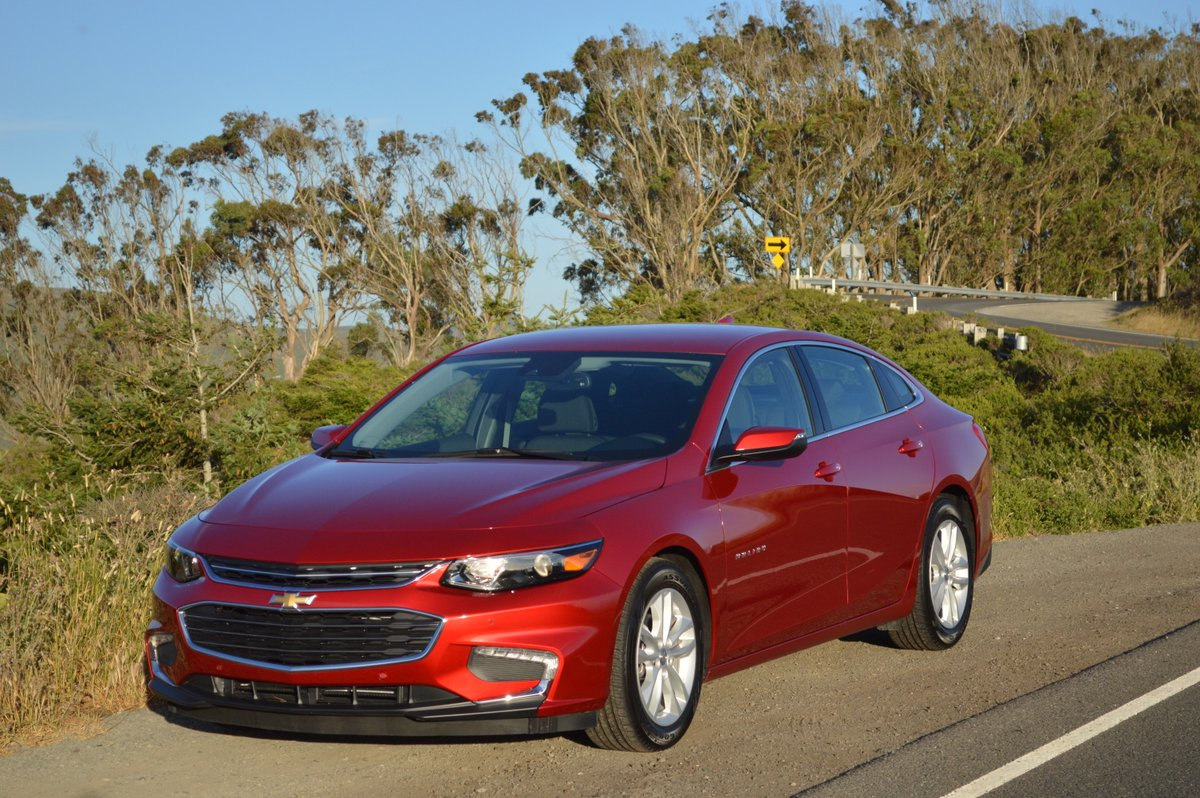 2016 chevrolet malibu hybrid review car reviews and news at. Black Bedroom Furniture Sets. Home Design Ideas