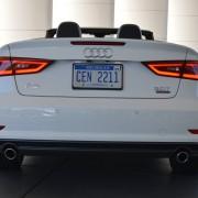 2016 Audi A3 Cabriolet 2.0T Quattro S tronic