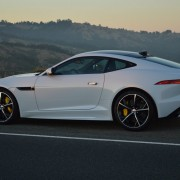 2017 Jaguar XK F-Type R Coupe