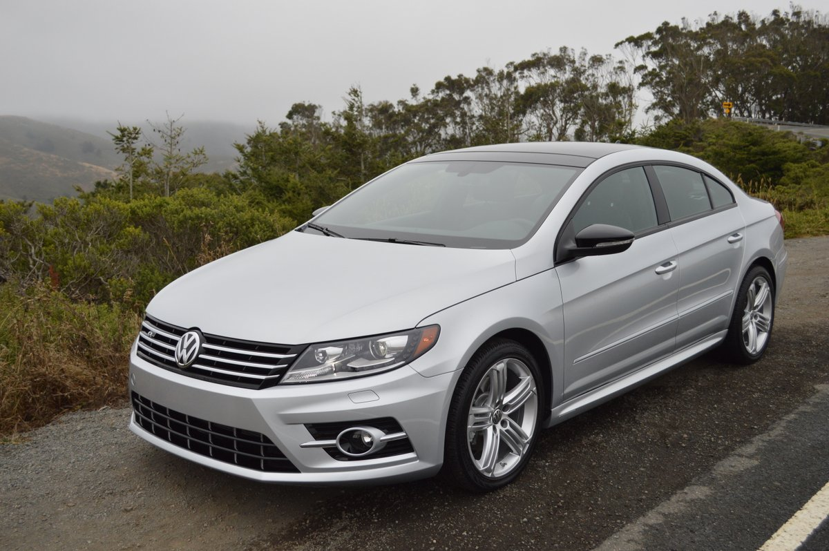 2016 Volkswagen CC 2.0T R-Line Executive with Carbon