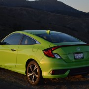 2016 Honda Civic 1.5T Touring