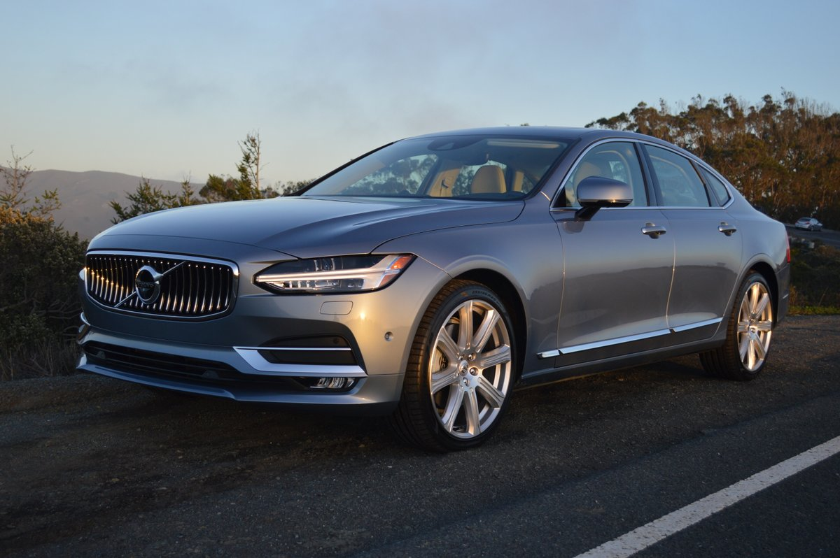 2017 volvo s90 t6 awd inscription review car reviews and news at. Black Bedroom Furniture Sets. Home Design Ideas