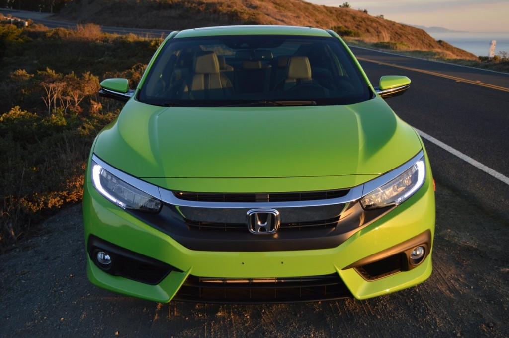 2016 Honda Civic 1.5T Touring