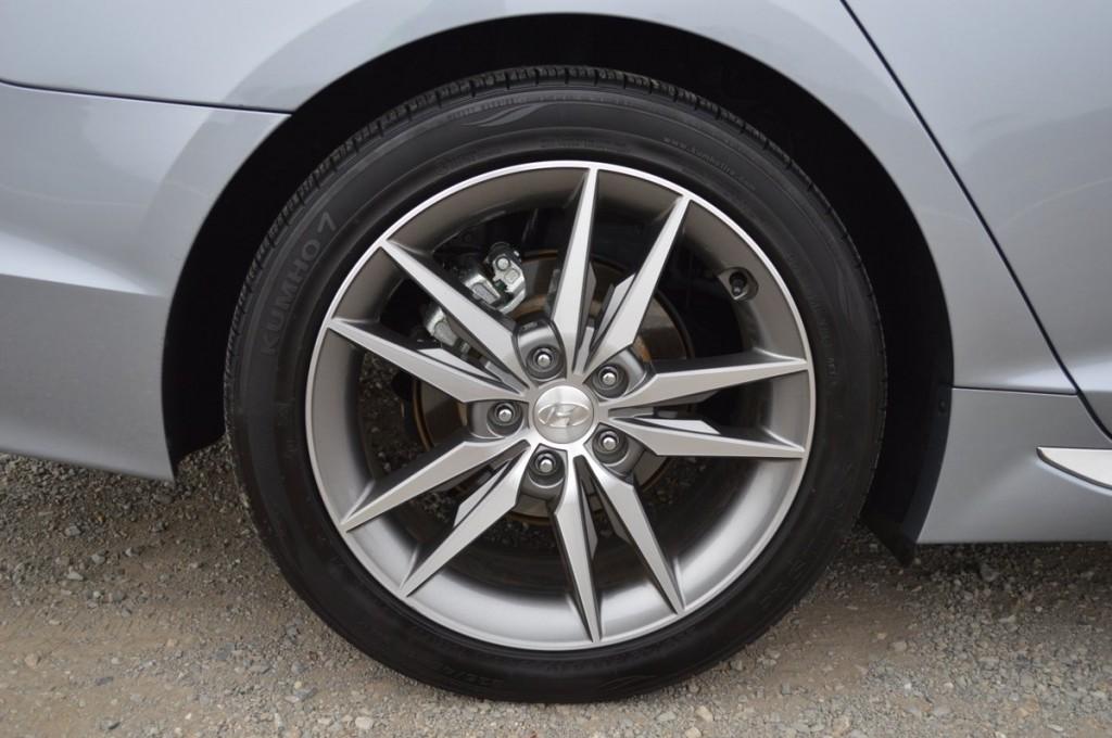 0552016 Hyundai Sonata Sport 2.0T