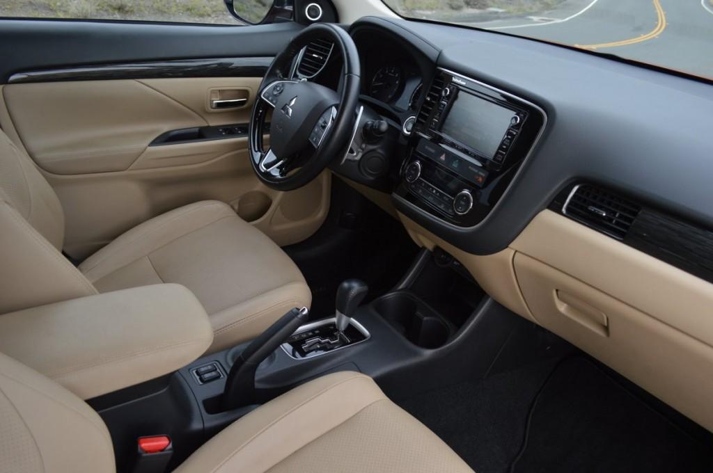 2016 Mitsubishi Outlander 3.0 GT S-AWC