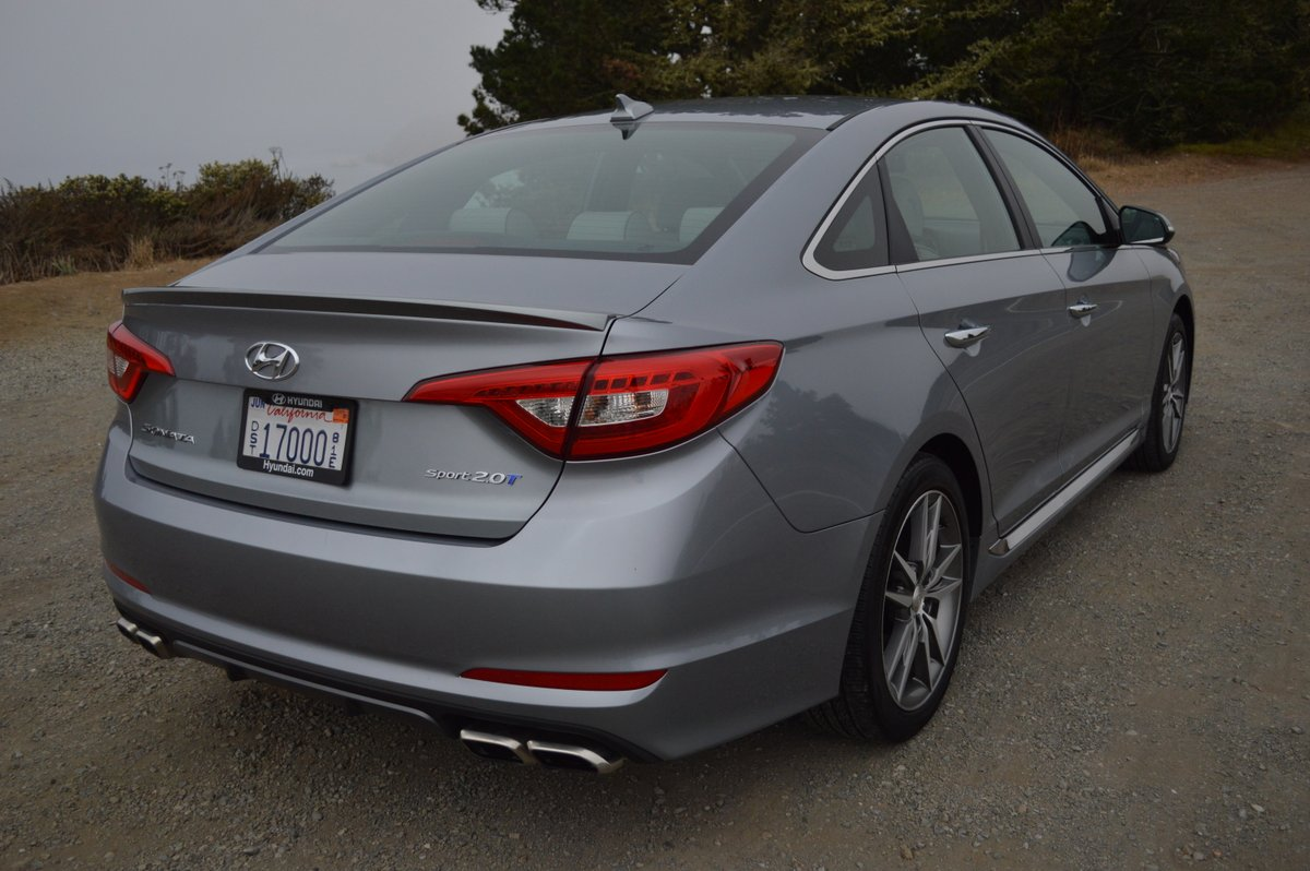 2016 hyundai sonata sport 2 0t review car reviews and news at. Black Bedroom Furniture Sets. Home Design Ideas