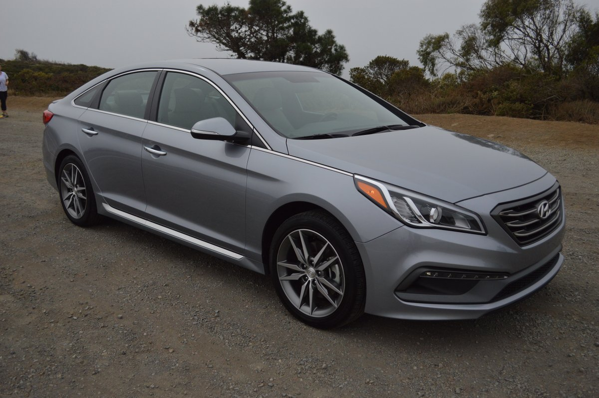 2016 hyundai sonata sport 2 0t review car reviews and. Black Bedroom Furniture Sets. Home Design Ideas