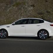 2016 Kia Optima SX LTD
