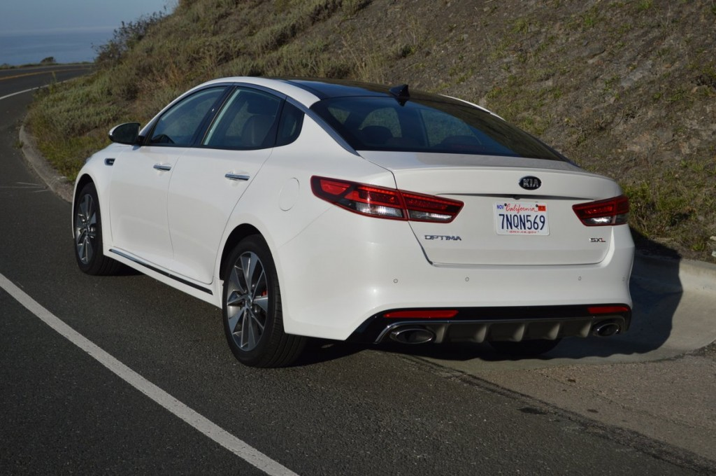 2016 Kia Optima SX LTD