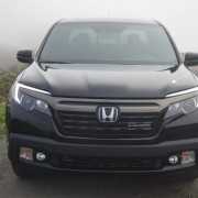 2017 Honda Ridgeline AWD Black Edition