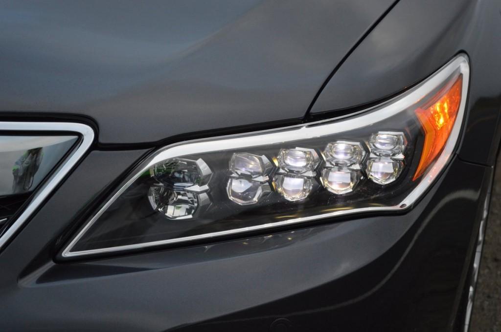2016 Acura RLX Hybrid