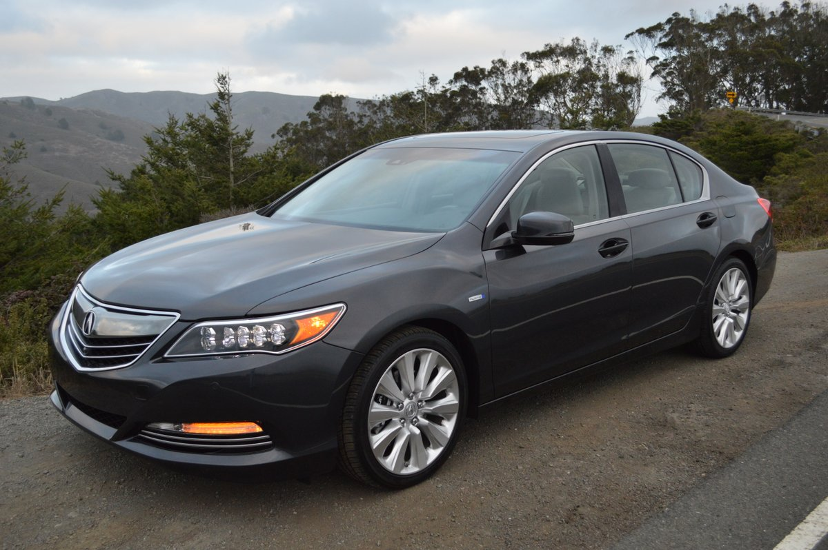 2016 acura rlx hybrid review car reviews and news at. Black Bedroom Furniture Sets. Home Design Ideas