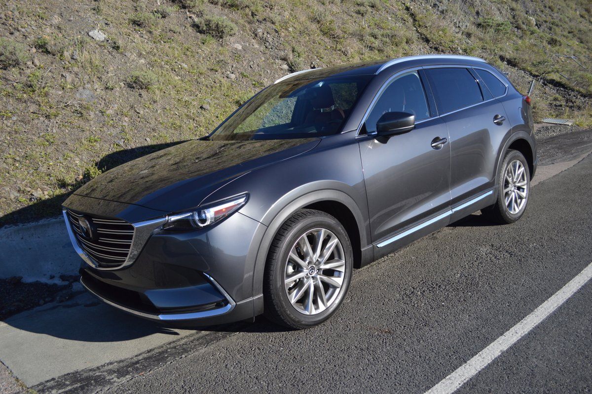 2016 mazda cx 9 signature all wheel drive review car reviews and news at. Black Bedroom Furniture Sets. Home Design Ideas