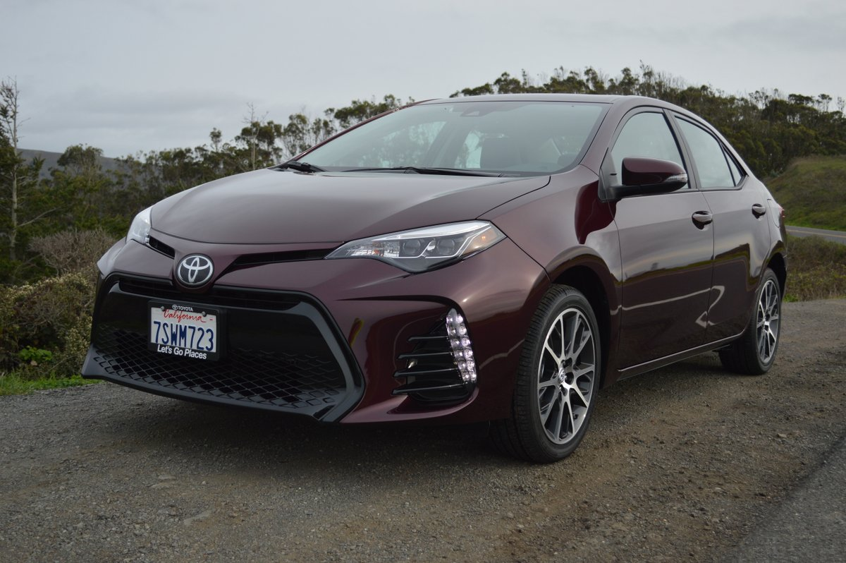 2017 toyota corolla 50th anniversary special edition review car reviews and news at. Black Bedroom Furniture Sets. Home Design Ideas