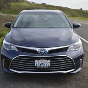 2017 Toyota Avalon Hybrid Limited