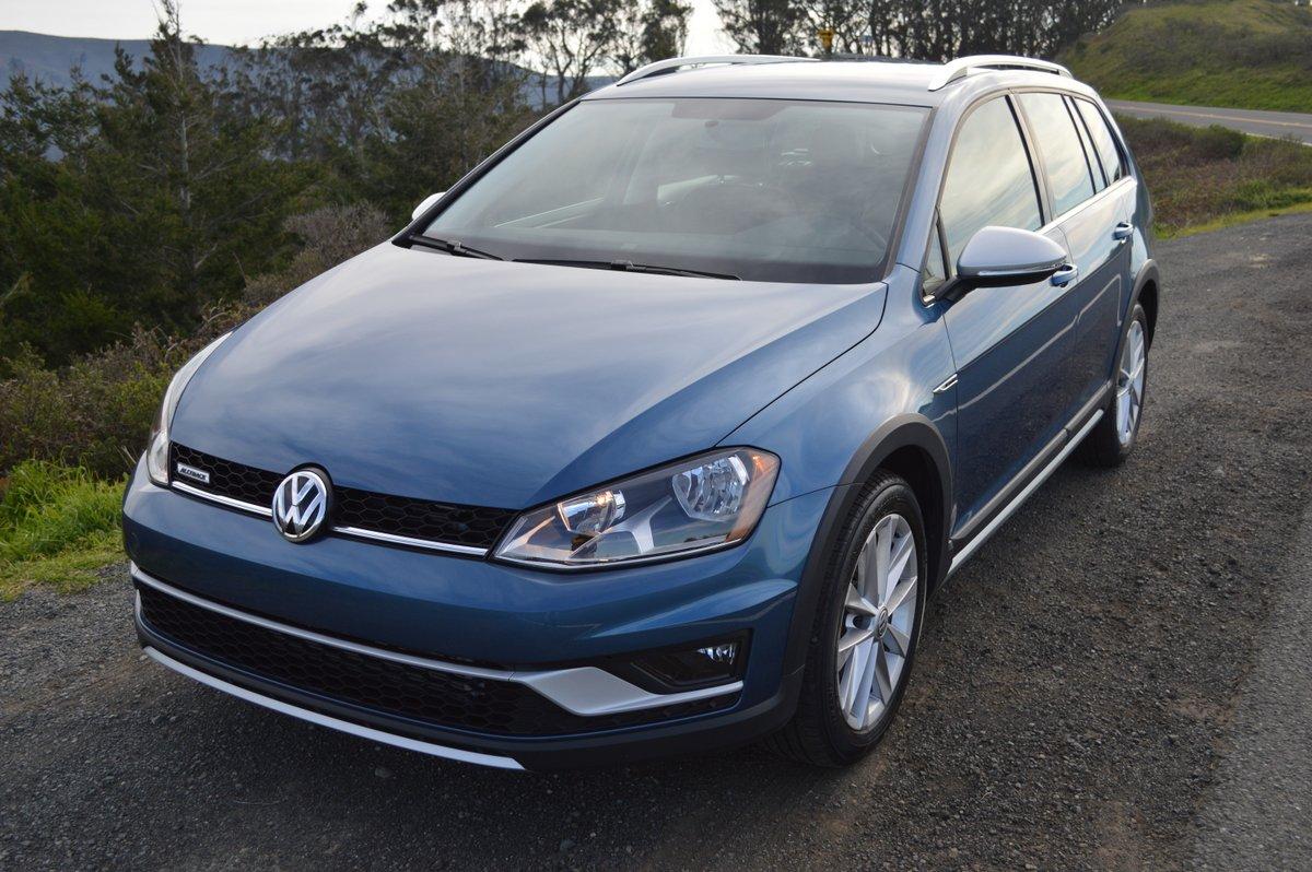 2017 Volkswagen Golf TSI Alltrack