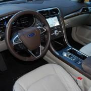 2017 Ford Fusion Platinum Energi