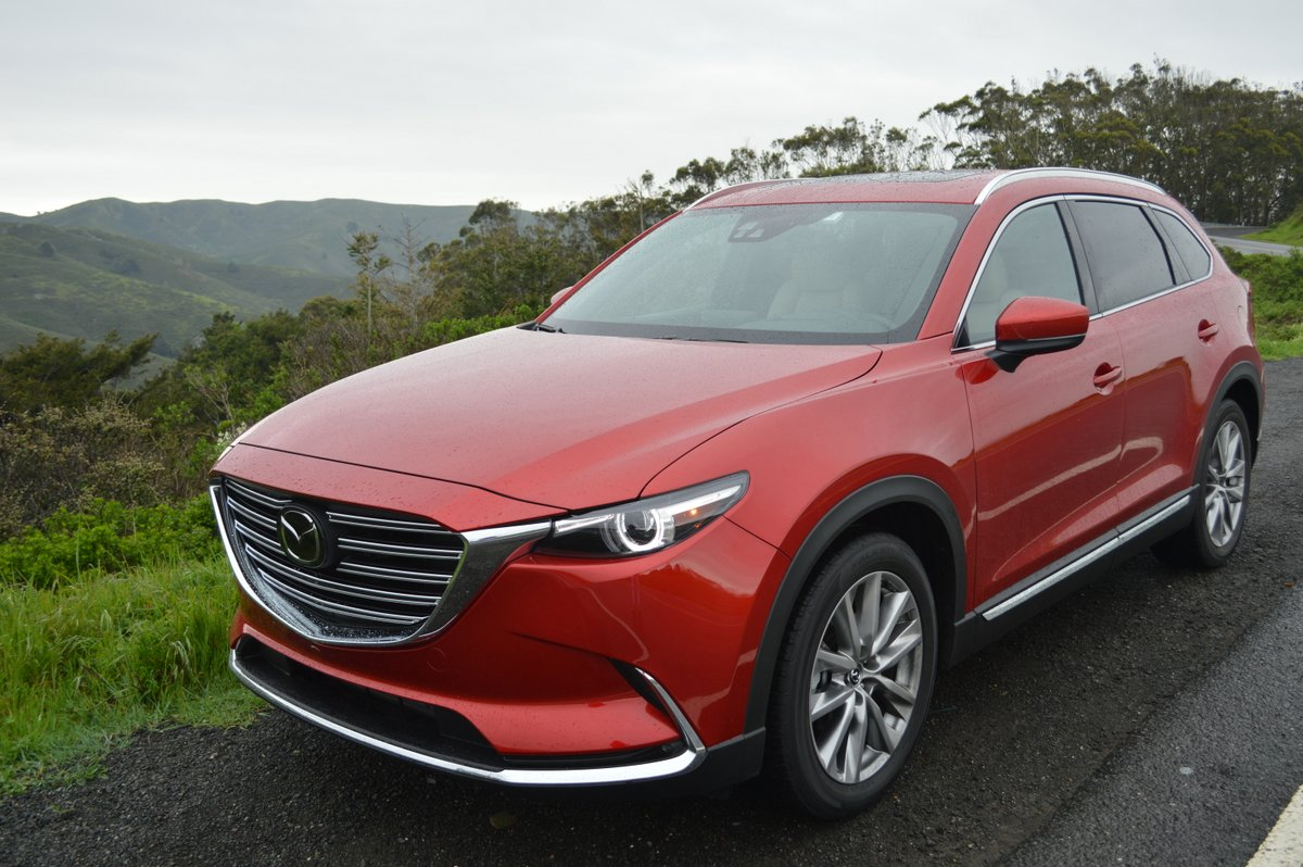2017 mazda cx 9 gt fwd review car reviews and news at. Black Bedroom Furniture Sets. Home Design Ideas