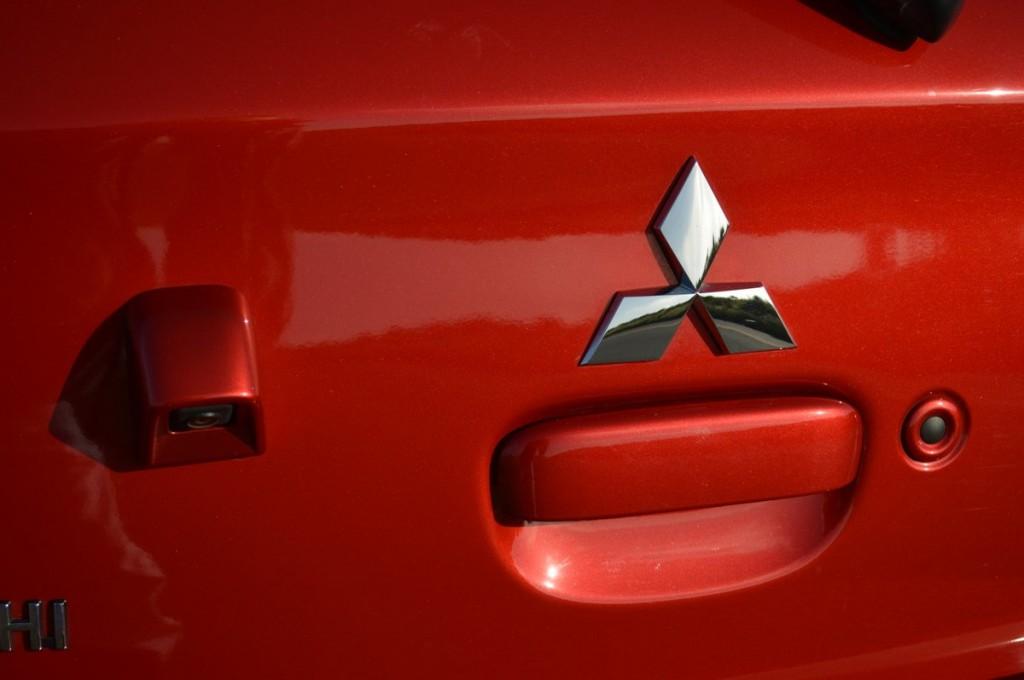2017 Mitsubishi Mirage GT 5-Door