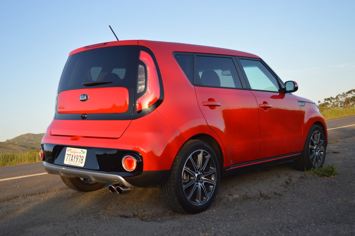 2017 kia soul review car reviews and news at. Black Bedroom Furniture Sets. Home Design Ideas
