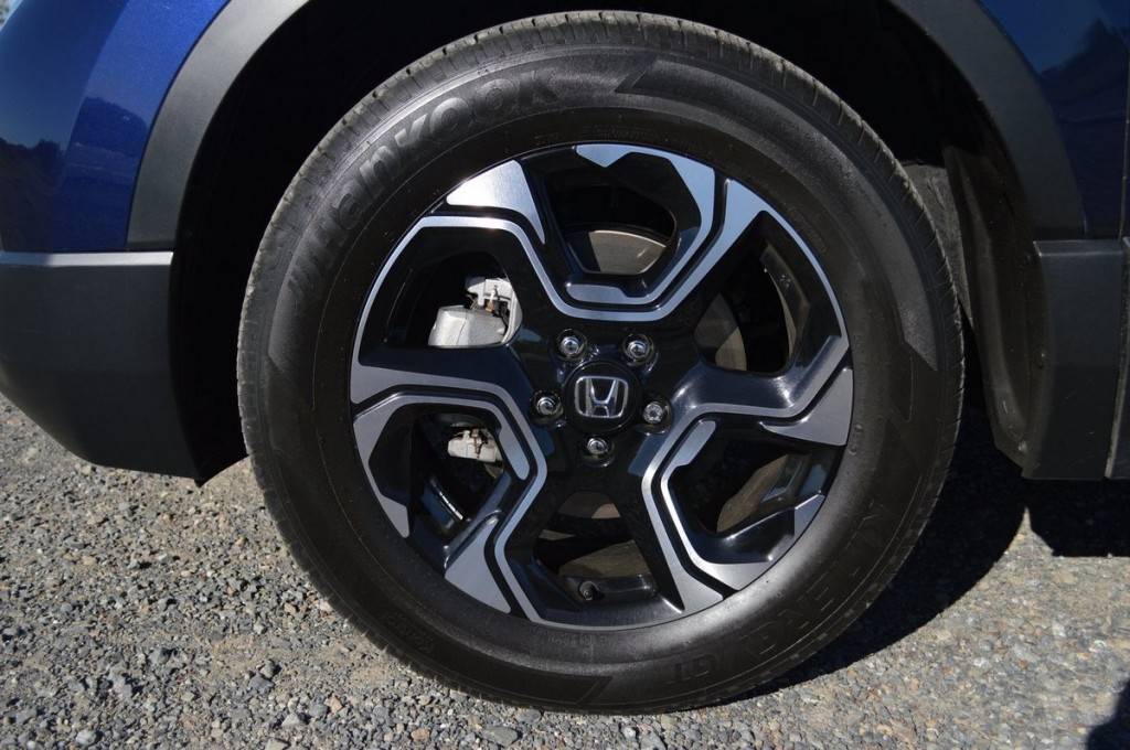 2017 Honda CR-V 1.5T AWD Touring