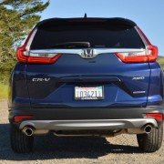 2017 Honda CR-V 1.5T AWD Touring