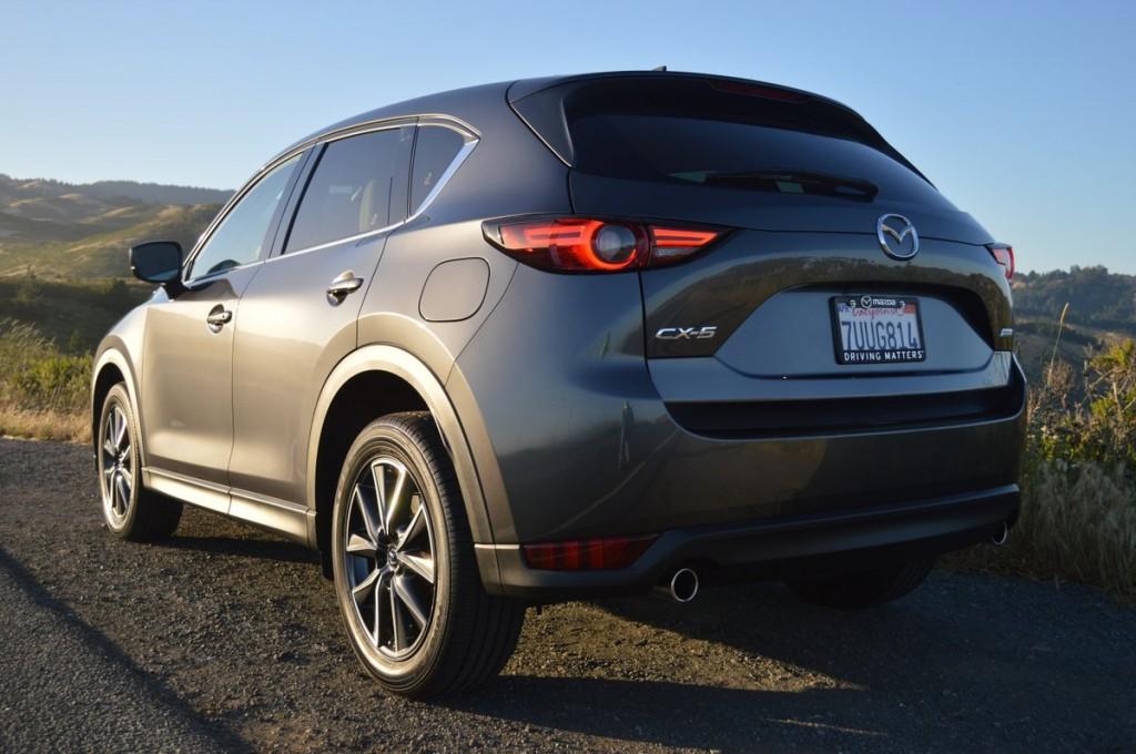 2017 Mazda CX-5 GT FWD