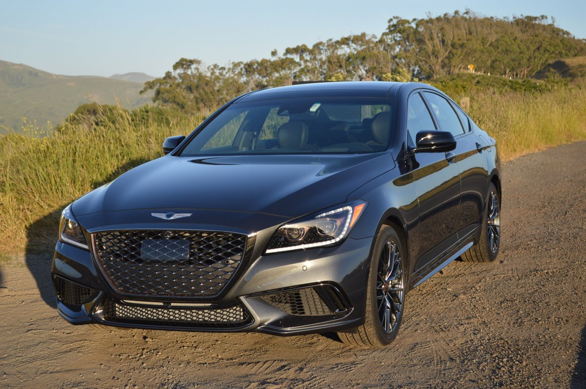 2018 genesis g80 rwd 3 3t sport review car reviews and news at. Black Bedroom Furniture Sets. Home Design Ideas