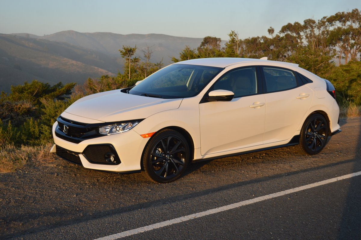 2017 Honda Civic Hatch Sport