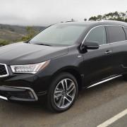2017 Acura MDX Sport Hybrid AWD