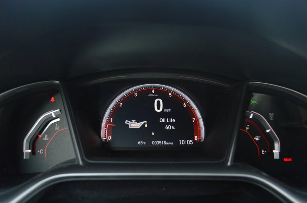 2017 Honda Civic Si 2DR