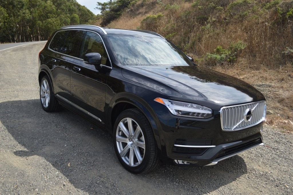 2018 volvo xc90 t6 awd inscription car reviews and news. Black Bedroom Furniture Sets. Home Design Ideas