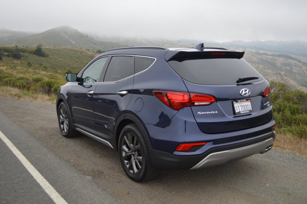 2018 hyundai santa fe sport 2 0t ultimate fwd car reviews and news at. Black Bedroom Furniture Sets. Home Design Ideas