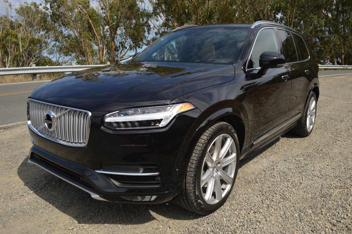 2018 Volvo Xc90 T6 Awd Inscription Review Car Reviews