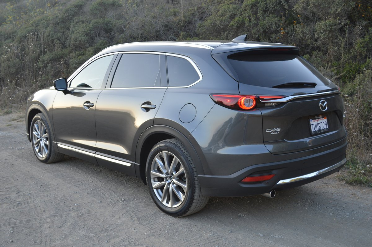 2017 mazda cx 9 signature awd review car reviews and news at. Black Bedroom Furniture Sets. Home Design Ideas