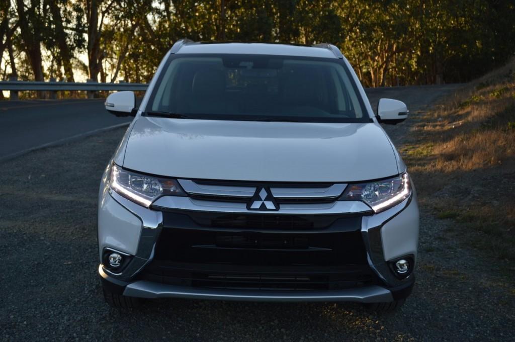 2018 Mitsubishi Outlander 2.4 SEL S-AWC