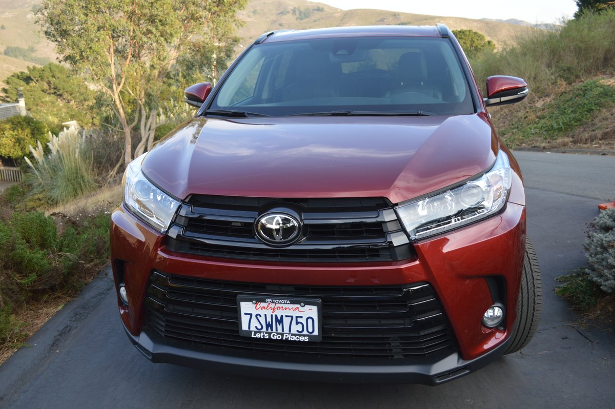 2017 toyota highlander se v6 awd review car reviews and news at. Black Bedroom Furniture Sets. Home Design Ideas