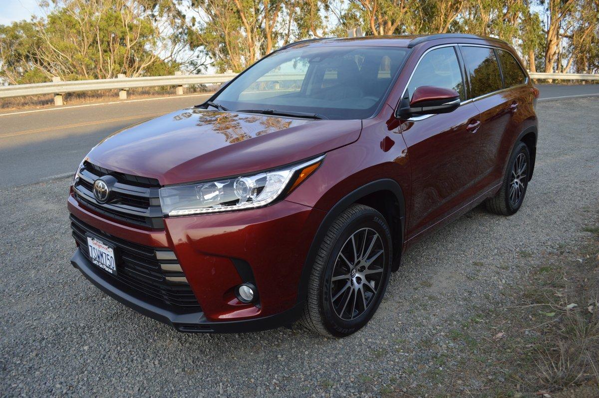 2017 Toyota Highlander Se V6 Awd Review Car Reviews And News At