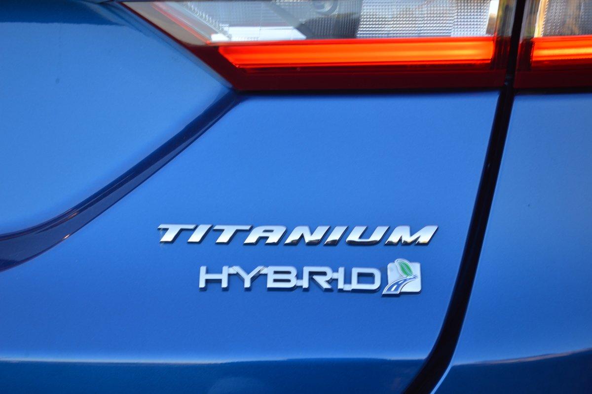 2017 Ford Fusion Platinum Hybrid