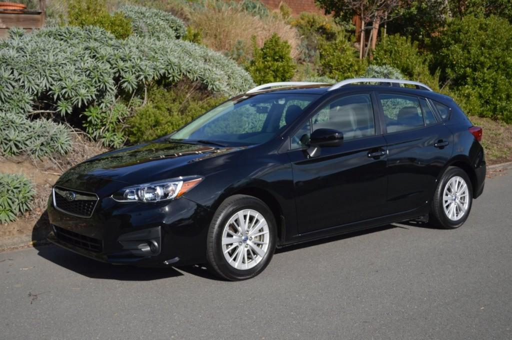 2017 Subaru Impreza 2.0i Premium
