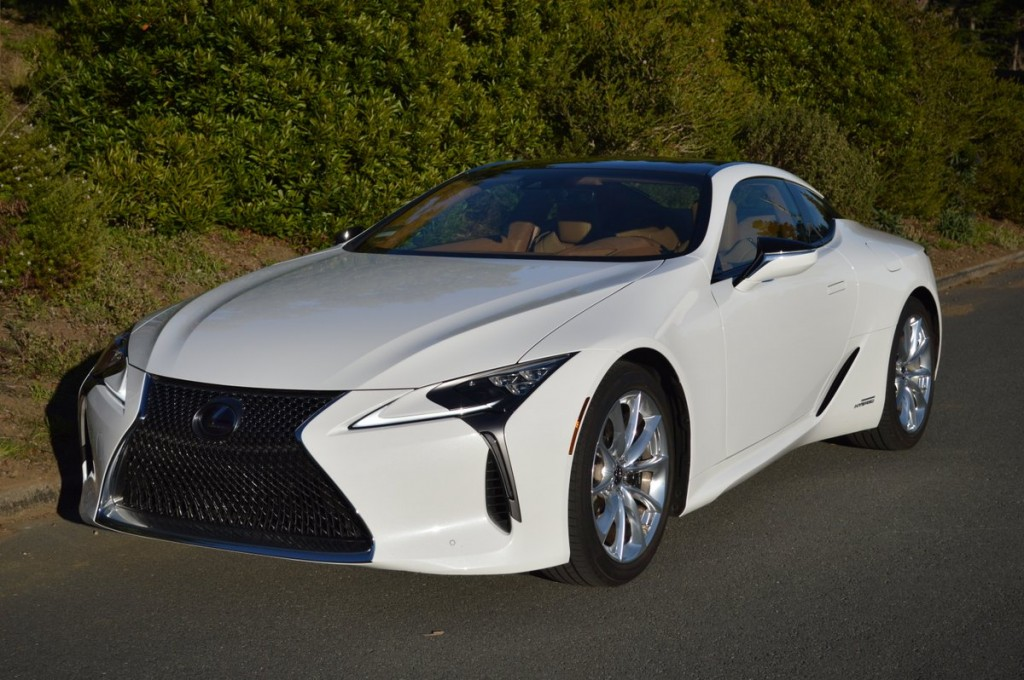 2018 Lexus Lc500h Coupe Car Reviews And News At Carreview Com